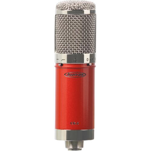 Avantone Pro CK-6 Classic Large-Capsule Cardioid FET Condenser Microphone