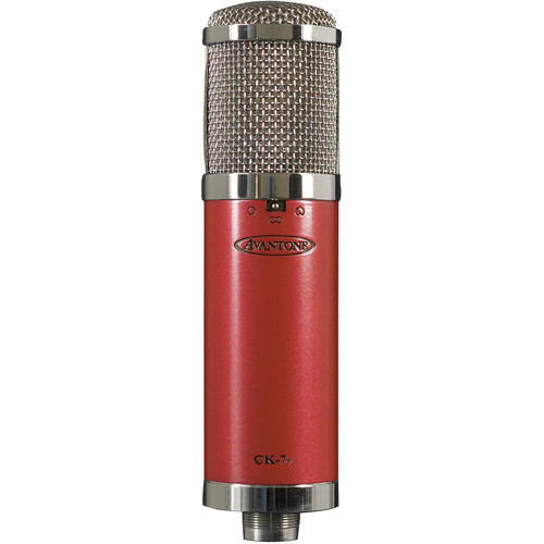 Avantone Pro CK-7+ Large Capsule Multi-Pattern FET Condenser Microphone