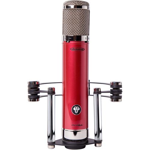 Avantone Pro CV-12 BLA Black Lion Modded Multi-Pattern Large-Diaphragm Tube Microphone