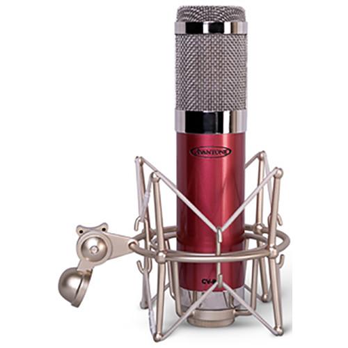 Avantone Pro Cabernet C-Series Large-Capsule Multi-Pattern Tube Condenser Microphone