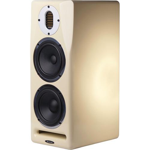 Avantone Pro Mix Tower Active 3-Way Studio Monitor (Cream)