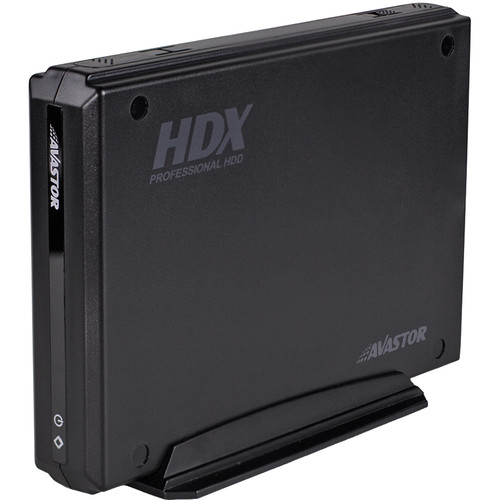 Avastor 500GB HDX 1500 Series External HDD