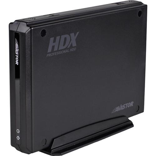 Avastor 14TB HDX 1500 Series External HDD with LockBox