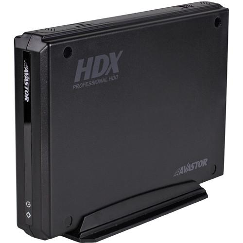 Avastor 3TB HDX 1500 Series External HDD