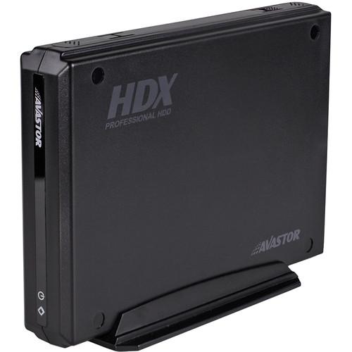 Avastor HDX-1500 Enclosure Only (Retail Box)