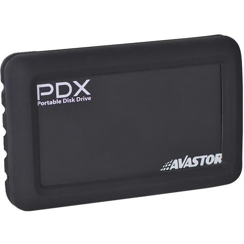 Avastor 500GB PDX 800 Series External Hard Drive