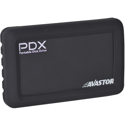 Avastor 500GB PDX 800 Series External Solid-State Drive