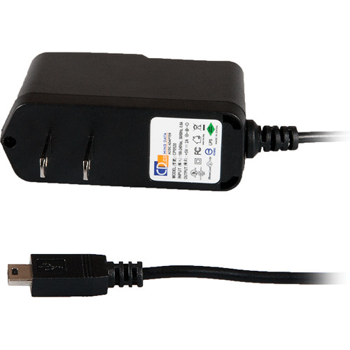 Avenview 5V/2A Mini USB AC Adapter (US)