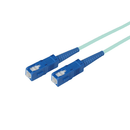 Avenview 50/125µm Fiber Optic Patch Multimode Simplex SC to SC 10Gb OM3 (49')