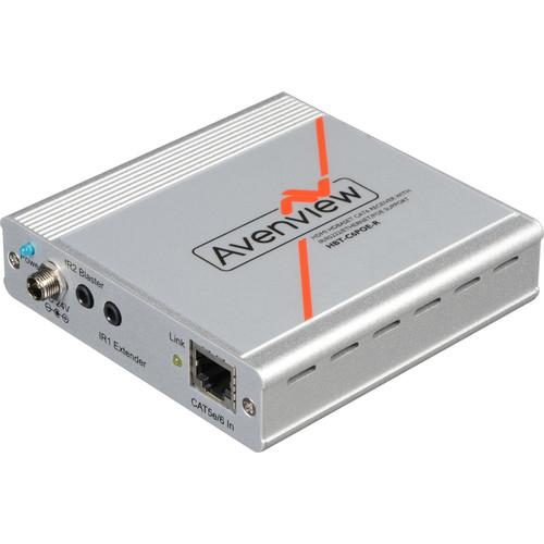 Avenview HBT-C6POE-R HDBaseT PoE Cat5/6/7 Receiver