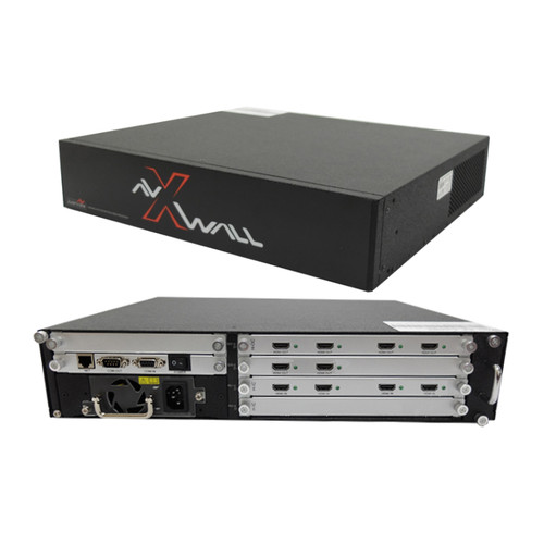 Avenview AVXWALL Modular 4 x 6 4K Video Wall Controller Chassis (Empty)