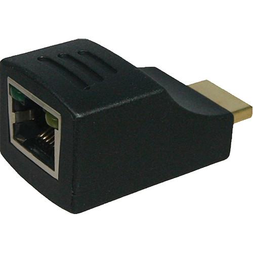 Avenview HDM-C5-R-M HDMI 1.3 Short Range Receiver over Single Cat5/6 (2-Pack)
