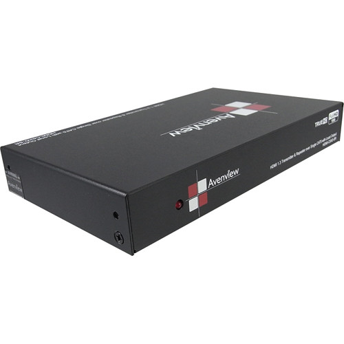Avenview HDM-C5XD-SR HDMI 1.3 Over Single CAT5/6 Receiver & Repeater with Local Output