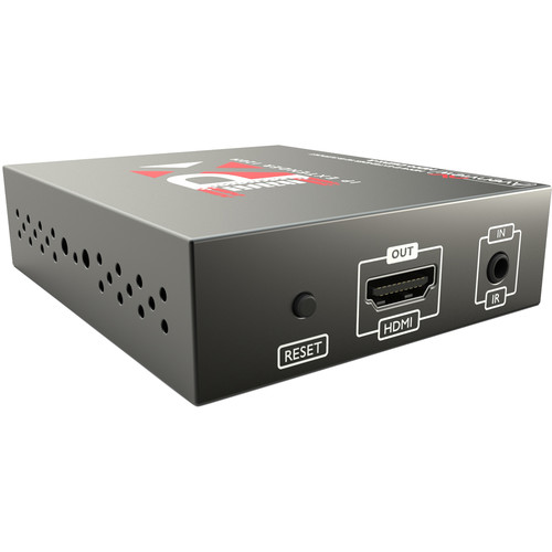 Avenview HDMI LAN over Single Cat6 with IR Support Extender Receiver (393')