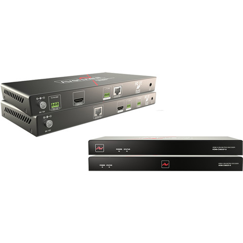 Avenview IP Matrix Video Wall & Multiviewer Set
