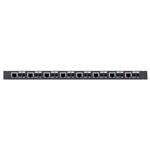 Avenview 8-Channel HDBaseT 4 Play Modular Output Card