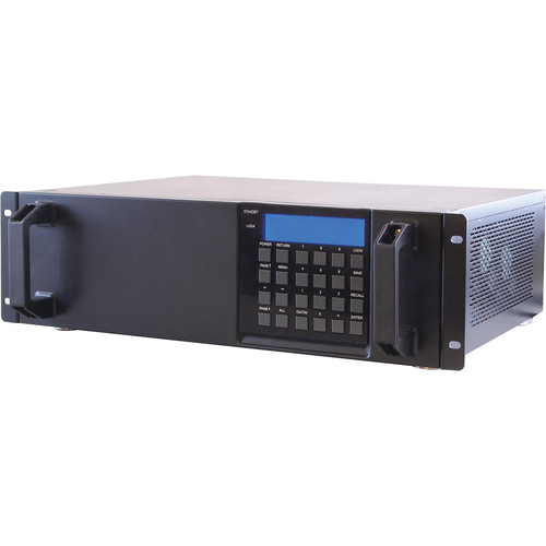 Avenview HDBaseT Modular Matrix with 16 HDMI Inputs/16 HDMI Outputs