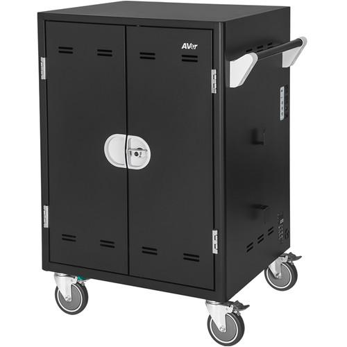 AVerCharge X42i 42-Device Intelligent Charging Cart