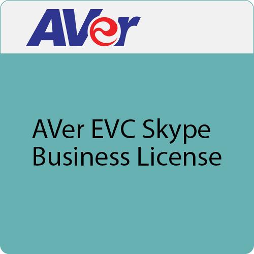AVer EVC Skype Business License