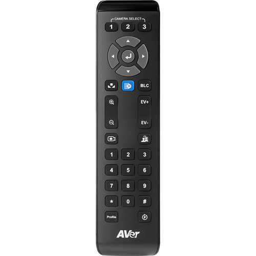 AVer Remote Control for TR320 and TR530 Auto Tracking Cameras
