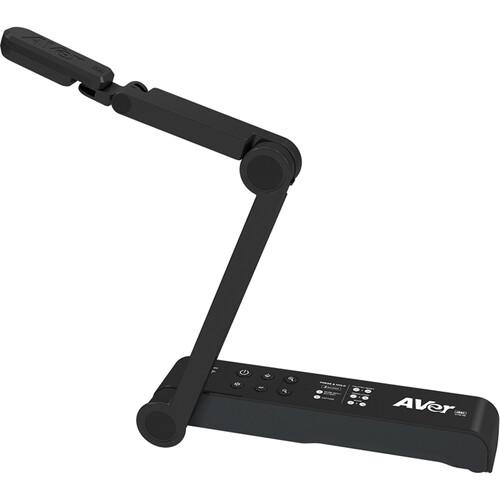 AVer M15W Wireless 4K Document Camera with 23x Digital Zoom