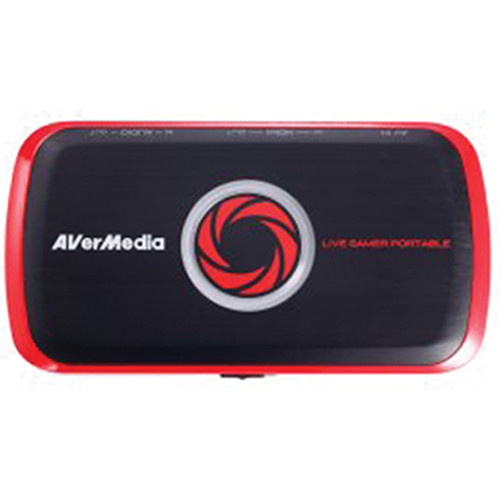 AVerMedia Live Gamer Portable 1080p Game Recorder