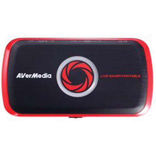 AVerMedia Live Gamer Portable 1080p Game Recorder