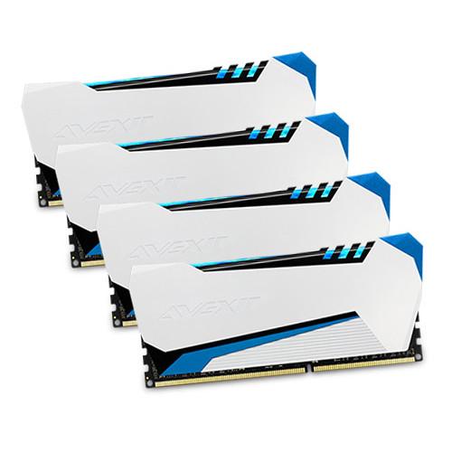 Avexir 16GB Raiden DDR4 2800 MHz DIMM Memory Kit (4 x 4GB)