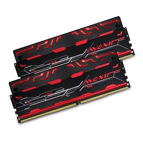 Avexir 8GB Blitz 1.1 DDR4 3000 MHz DIMM Memory Kit (2 x 4GB)