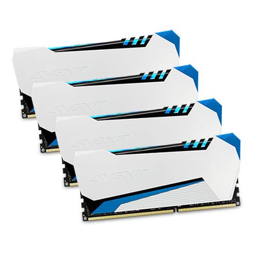 Avexir 16GB Raiden DDR4 3000 MHz DIMM Memory Kit (4 x 4GB)