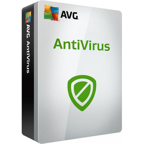 AVG AntiVirus 2016 (Download, 3 Users, 1-Year)