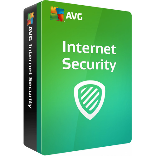 AVG Internet Security 2018 (Download, 1-PC, 1-Year Subscription)