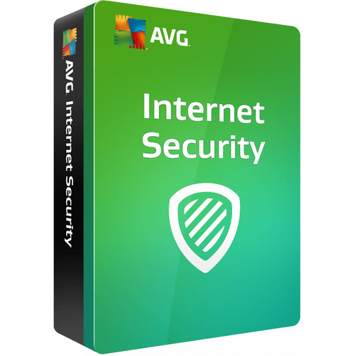 AVG Internet Security 2018 (Download, 3-PCs, 2-Year Subscription)