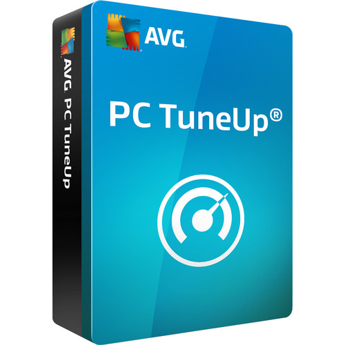 AVG PC TuneUp 2018 (Download, 1-User, 1-Year)