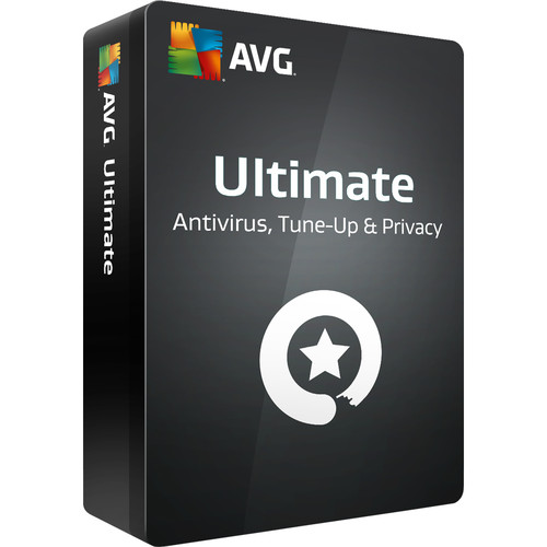 AVG Ultimate 2018 (Download, Unlimited, 2-Year Subscription)