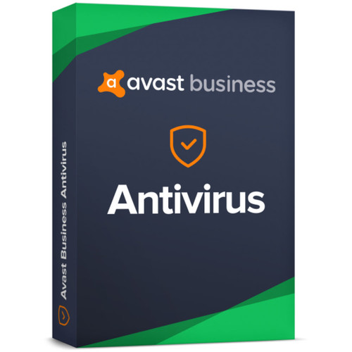 AVG Avast Business Antivirus 2019 (Download, 5 Users, 3-Year Subscription)