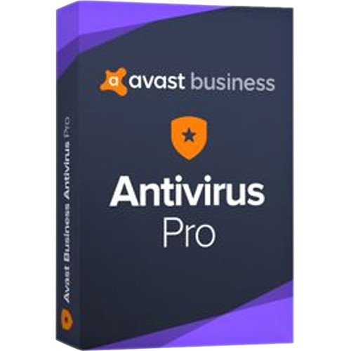 AVG Avast Business Antivirus Pro 2019 (Download, 10 Users, 2-Year Subscription)