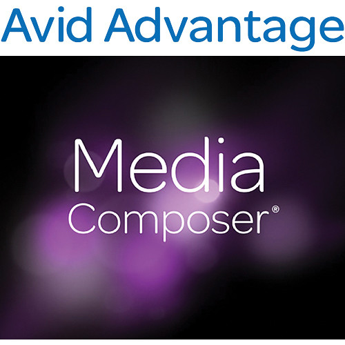 Avid Media Composer Avid Advantage Elite