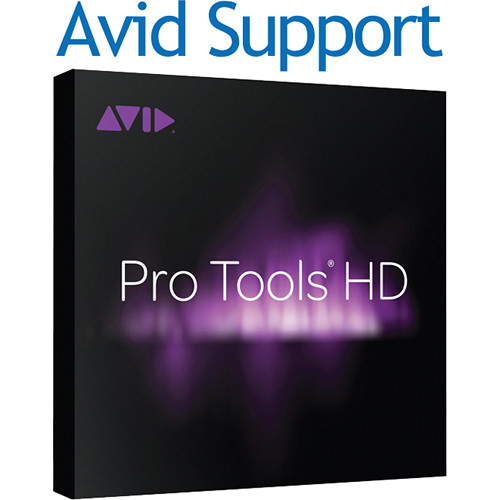 Avid Expert Advantage Support Plan for HD Systems