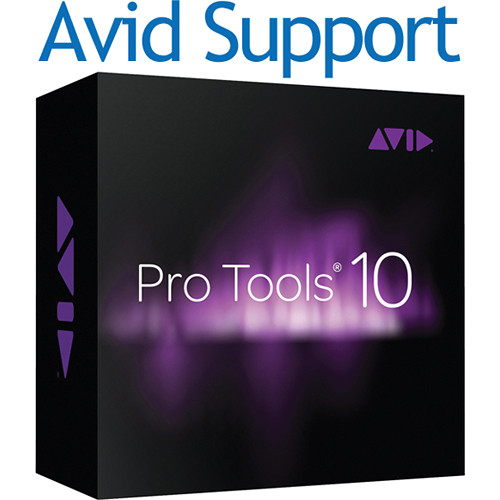 Avid Technologies Expert Advantage Support Plan for Non-HD Systems