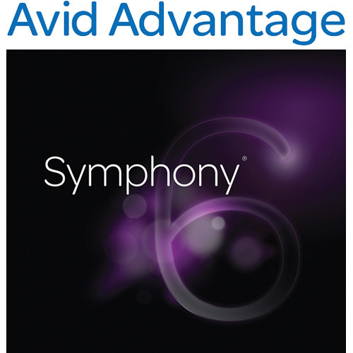 Avid Symphony Mojo DX Avid Advantage Expert with Hardware Coverage (Renewal)