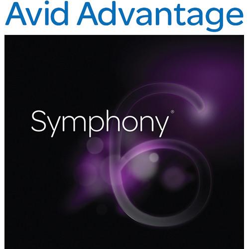 Avid Symphony Mojo DX Avid Advantage Elite (Renewal)
