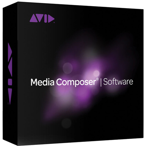 Avid Media Composer Perpetual NewsCutter Option (Download)