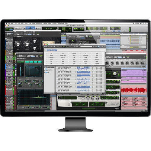 Avid Pro Tools Ultimate 128 Voice Pack (Annual Subscription, Download)