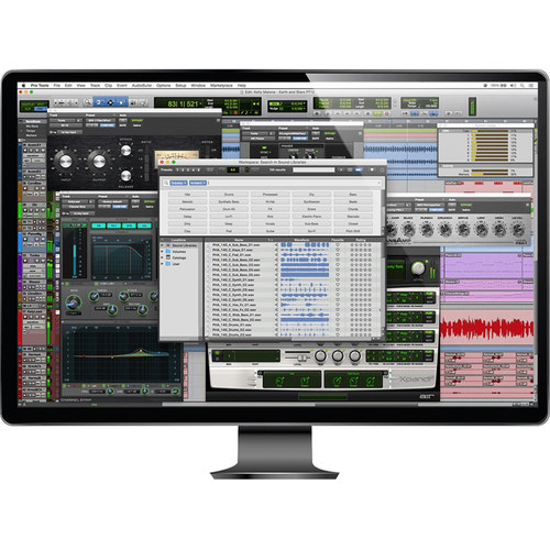 Avid Pro Tools | Ultimate 1280 Voice Pack Perpetual License (Download)