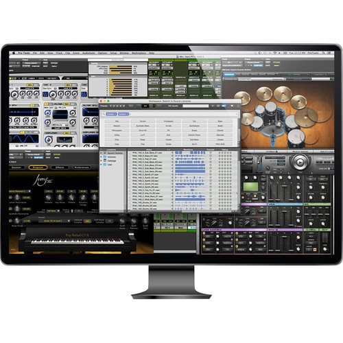 Avid Pro Tools DigiLink I/O License (Download)