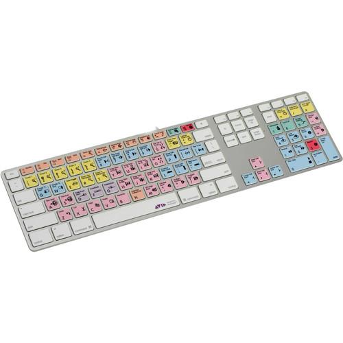 Avid Technologies Pro Tools Custom Mac Keyboard