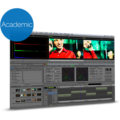 Avid Technologies Additional Seat License for Media Composer 6.5 (Academic Pricing)
