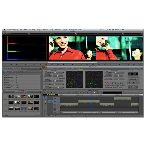 Avid Additional Seat License for Symphony 6.5 (Academic Pricing)