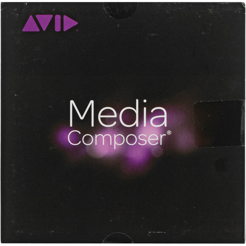 Avid Technologies Annual Software Upgrade for Media Composer 8 (Academic Version)